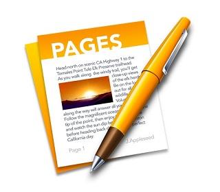 Pages(ページズ)による名刺の作り方