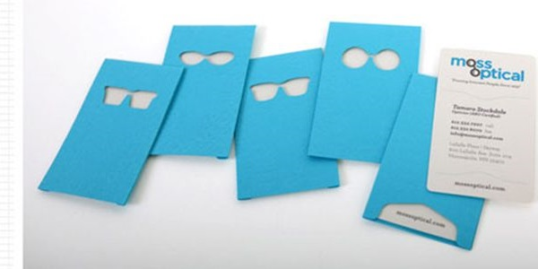 切り絵名刺の作り方は印刷会社に依頼すれば簡単